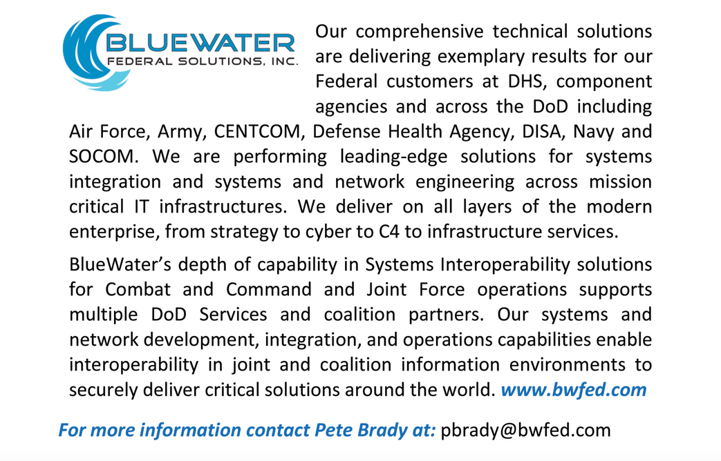BlueWater Federal