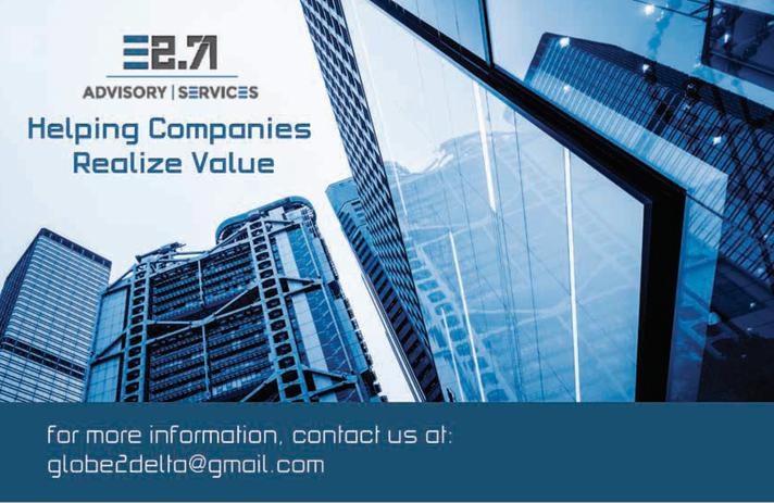 E2.71 Advisory Services