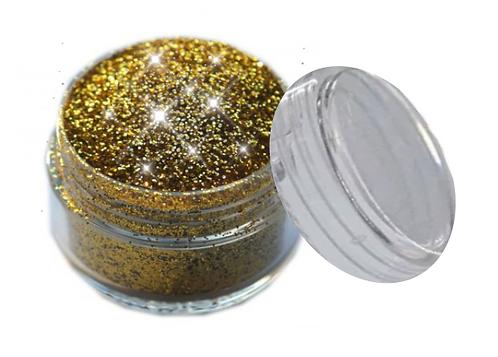 Kosmetik Glitzer Farbe: GOLD