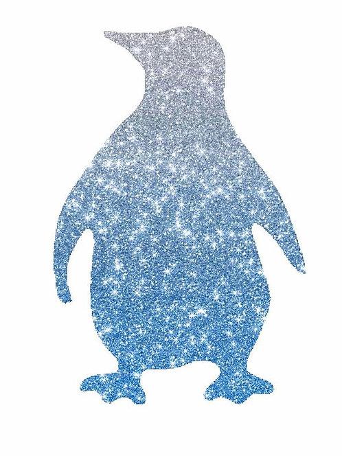 Schablone PINGUIN