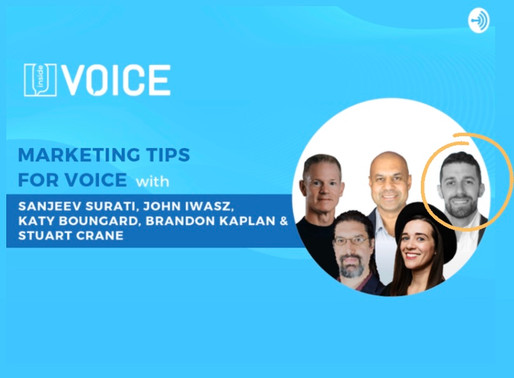 In The News | Marketing Tips For Voice