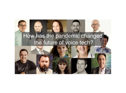 In The News: The New Future of Voice AI: Expert Predictions Altered by a Pandemic