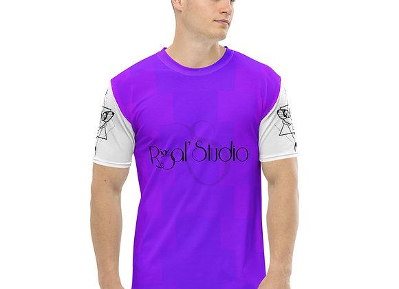 T-shirt homme purpulbutterfly