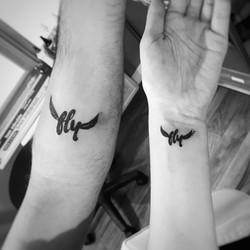 TATOUAGE COUPLE PASSION