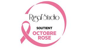Rigal'Studio soutient OCTOBRE ROSE