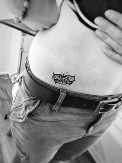 TATOUAGE BUTTERFLY