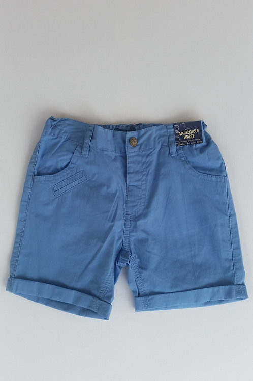 Boy's Summer Shorts - Blue