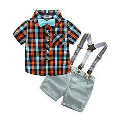 Baby-Boy-Clothing-Sets-Bebes-Shorts-Susp