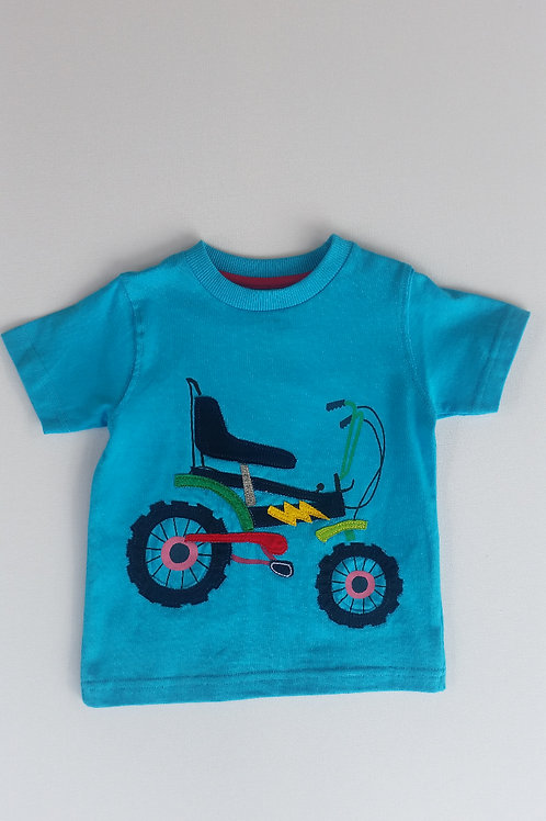 Boys Bike Shirt – Blue