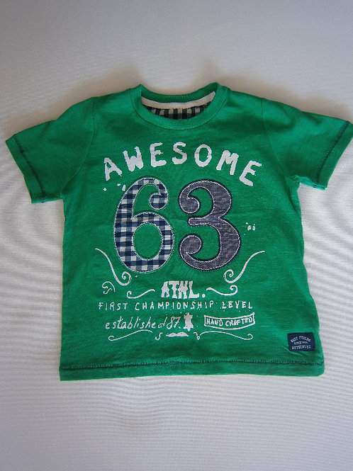Boy's Awesome T-Shirt - Green