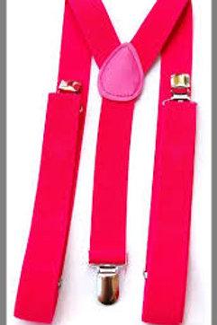 Hot Pink Braces