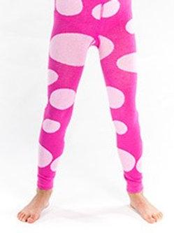 Pink Bubble Leggings