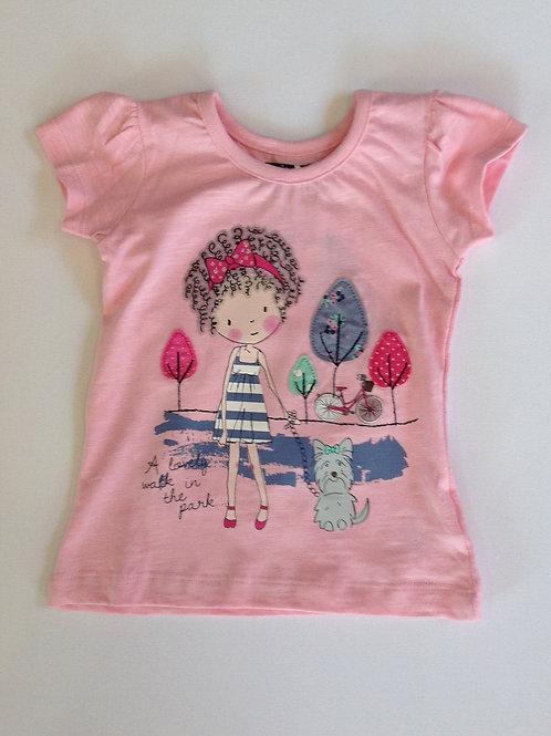 Girl's Park T-Shirt