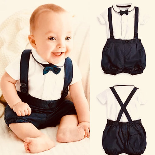 Toddler Boys Formal Outfit 2 piece set