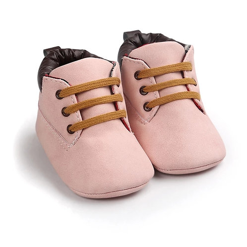 Pink Baby Boots