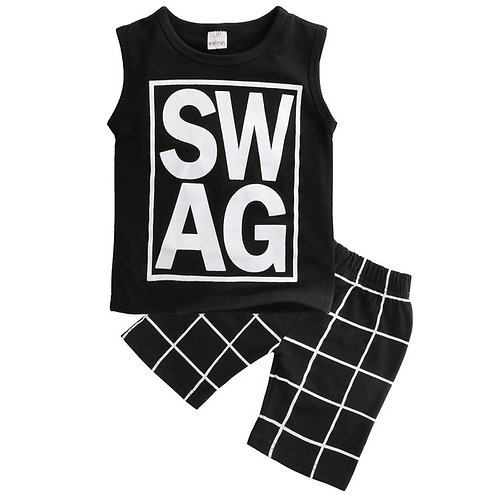 SWAG top and pants set