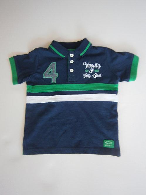 Boy's Polo Shirt – Navy