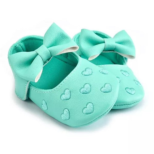 Sweetheart Shoes - Teal