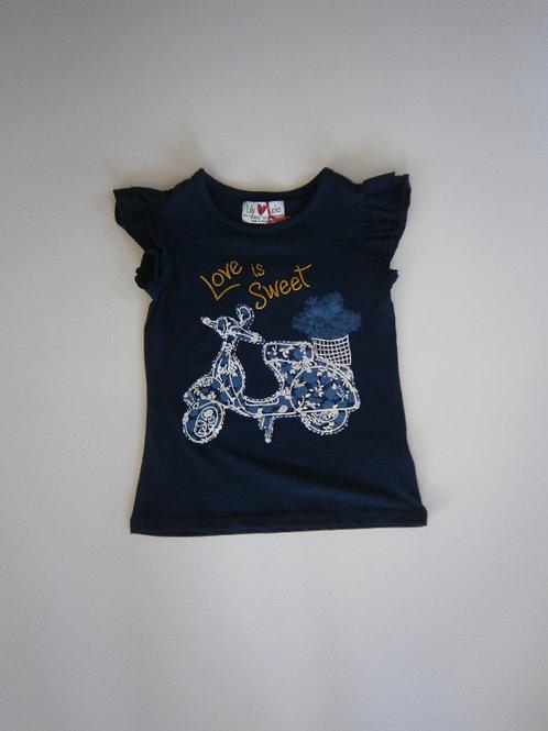 Love is Sweet T-Shirt – Blue