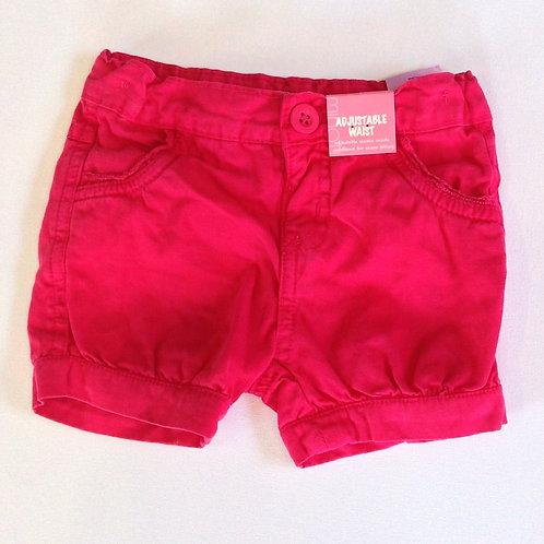Girl's Cute Short Shorts Hot Pink