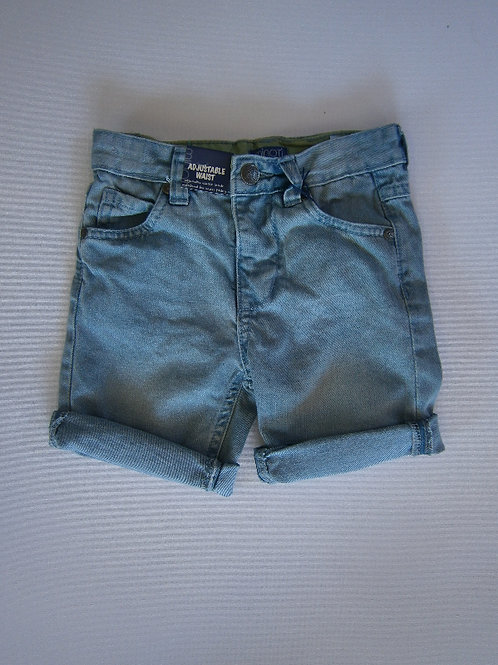 Boy's Stonewash Denim Shorts
