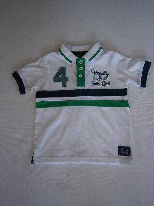 Boy's Polo Shirt – White