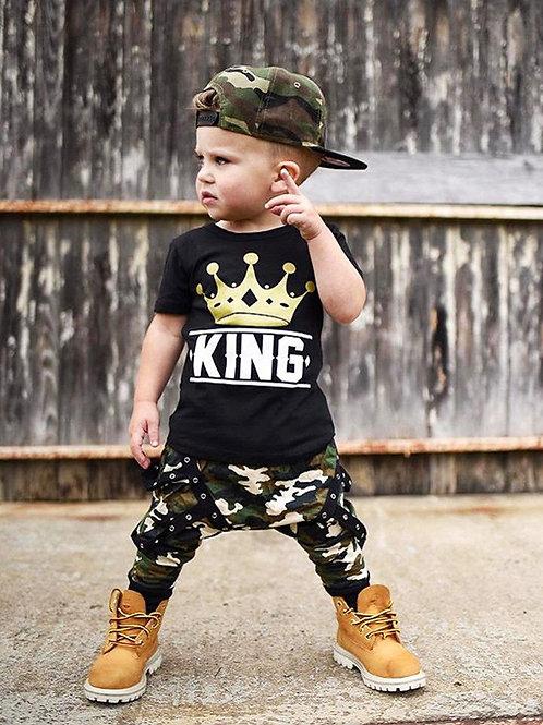 KING 2 piece set