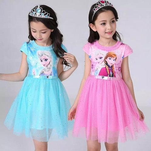 Frozen Dresses