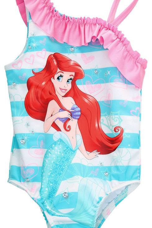 Ariel 'The Little Mermaid' One Piece Swimsuit