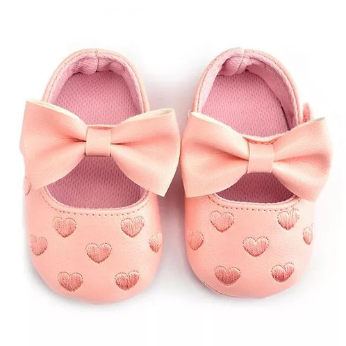 Sweetheart Shoes - Pink
