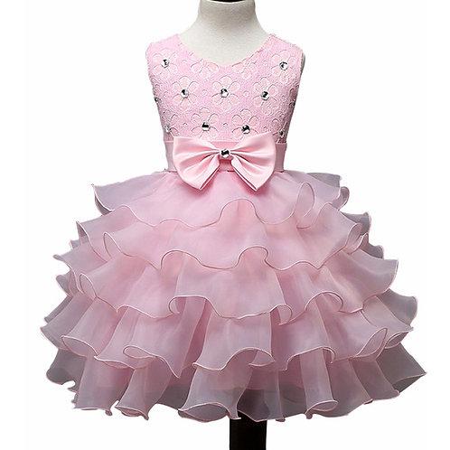 'Princess' Rhinestone Formal Dress