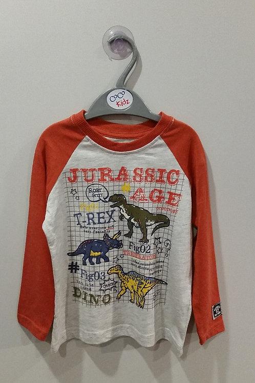 Jurassic Age Dinosaur Shirt