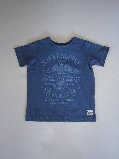 Boy's Naval T-Shirt – Navy