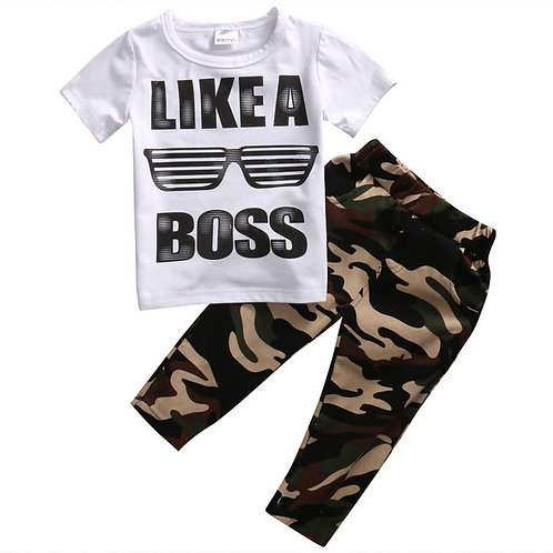 Like a Boss T-shirt