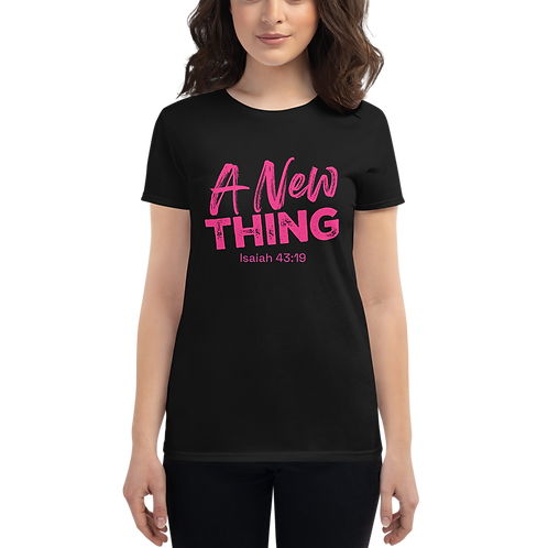 """""""A New Thing"""" T-Shirt - UNISEX Fit"""