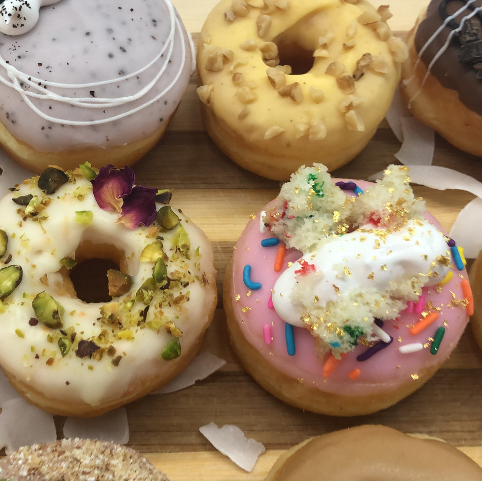 Small Batch Doughnuts