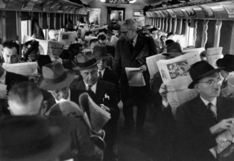 reading on trains