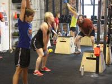 Is There Room For Women In A CrossFit Box?
