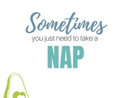 Rest is napping and so much more!