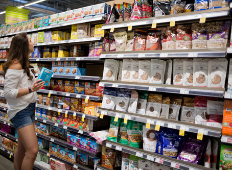 Reading Packaged Food Labels 101