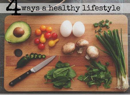 4 Ways a Healthy Lifestyle relates to Following Jesus