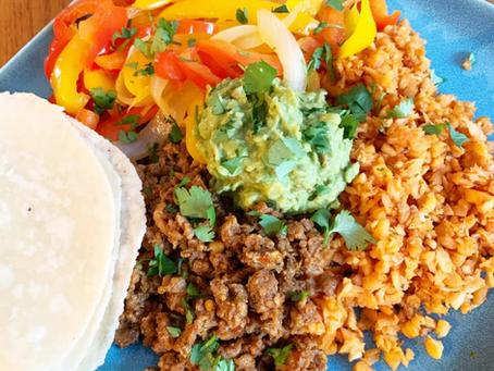 Grain-free Mexican Rice