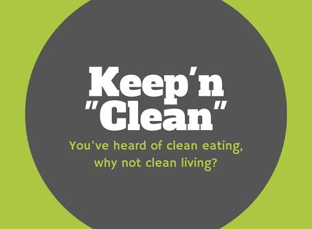 """Keep'n """"Clean"""""""