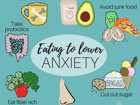 How to Eat to Reduce Anxiety