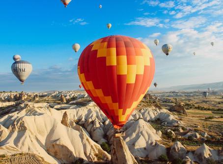 Get Higher than a Kite!