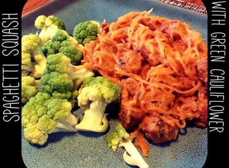 Spaghetti Squash GLORY