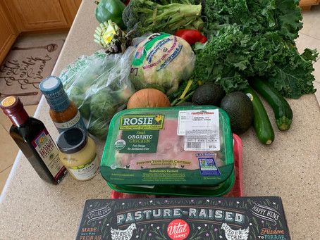 Must Have Groceries for Quick & Tasty Meals
