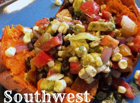 Southwest Sweet Potato