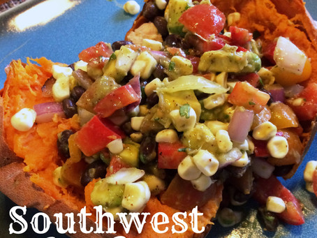 Southwest Sweet Potato