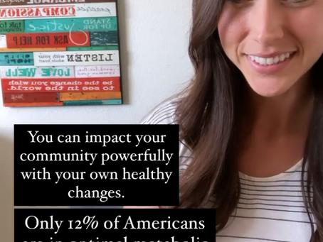 Let's expand the health conversation!